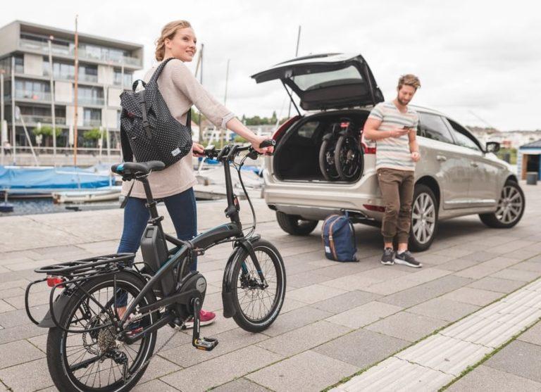 Kickstarter Campaign Completed for Terns' Vektron E-Bike - Bike Europe