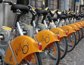 ECF to Launch European Platform for Bicycle Sharing Systems
