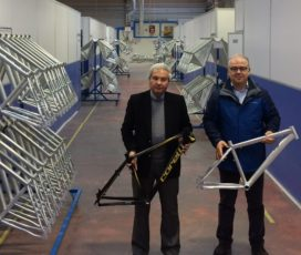 Alloy Frame Production Also Started in Turkey