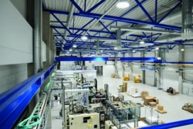 Herrmans Expands Finland Factory
