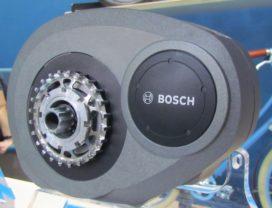 Bosch推出更低價位的中置馬達