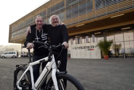 """Stromer Independent Thanks to """"Swiss Solution"""""""