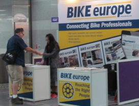 Visit Bike Europe Booth at Taipei Cycle 2017