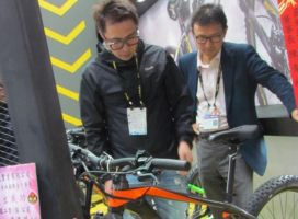 從台北國際自行車展看未來市場動態-自行車廠商步步為營