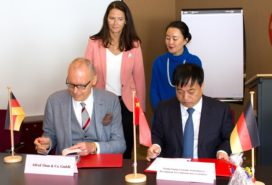 Alfred Thun Opens Subsidiary in China