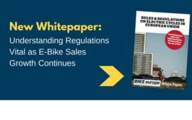 New WhitePaper: Understanding Regulations Vital as E-Bike Sales Growth Continues