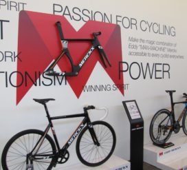 Ridley 收購Eddy Merckx