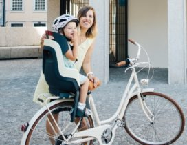 Bobike Takes Rear Safety Seat Protection to Next Level