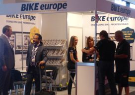 Visit Bike Europe Booth at Eurobike 2017