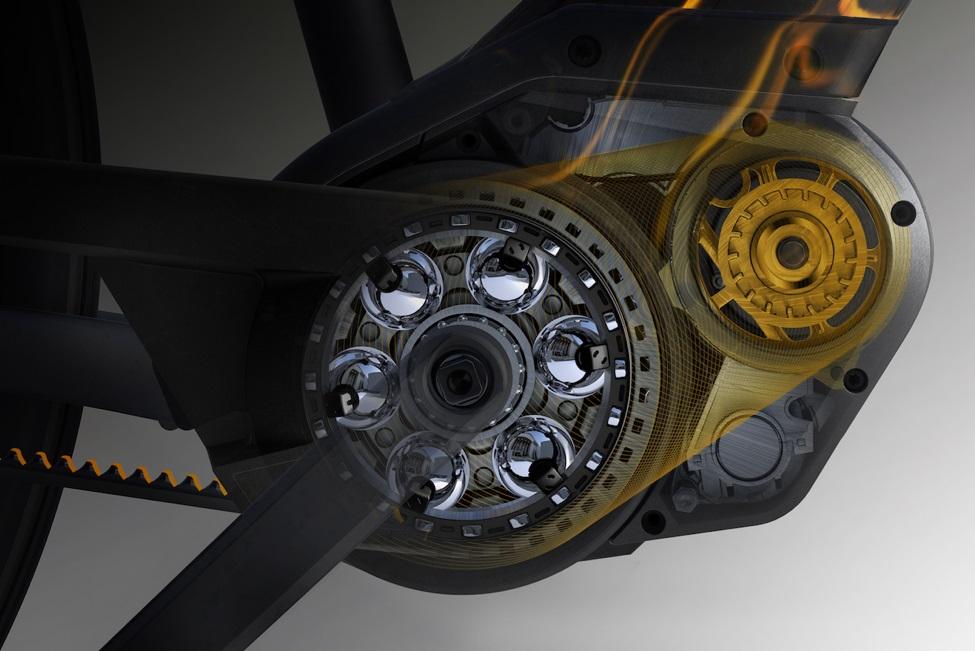 c143019ad2b World Premiere: Conti – NuVinci Integrated Mid-Motor