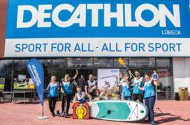迪卡儂(Decathlon)在2017年於德國開了超過40間分店