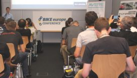 Bike Europe and LEVA-EU Organise E-Bike Info Meeting at Eurobike