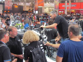 Next to Challenges Eurobike to Show Unprecedented Dynamism