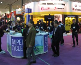 Taipei Cycle Show and TaiSPO Split in 2018