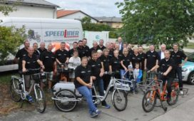 Speedliner Mobility Acquires Insolvent Bicycle Maker Euro-Bike