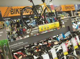 Halfords' Cycling Division Growth Boosted by E-Bikes