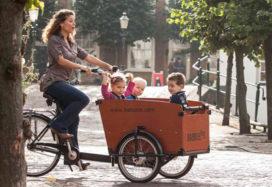 載貨自行車的安全標準開始進行制定