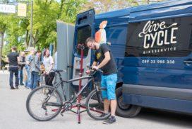 移動服務供應商隨著線上自行車的銷售成長而不斷增加