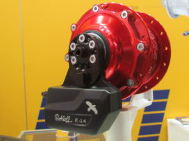 Rohloff Goes Electric with E-14 Speedhub