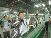 Taiwan's Bicycle Export Slowing Down