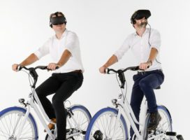 Virtual Reality Cycling Simulator Nominated for World Smart City Award