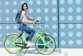 Another Bike Sharing Company Coming; Now from US