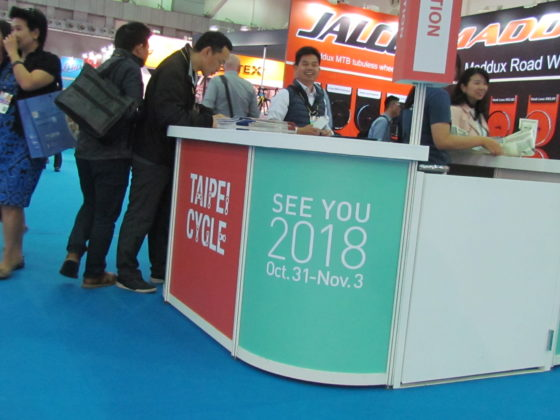 Taipei Cycle Forum is International Conference and Bike Festival and preview to Taipei Cycle Show to take place October 31 to November 3, 2018. – Photo Bike Europe