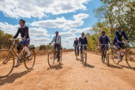 WFSGI New Sponsor of World Bicycle Relief