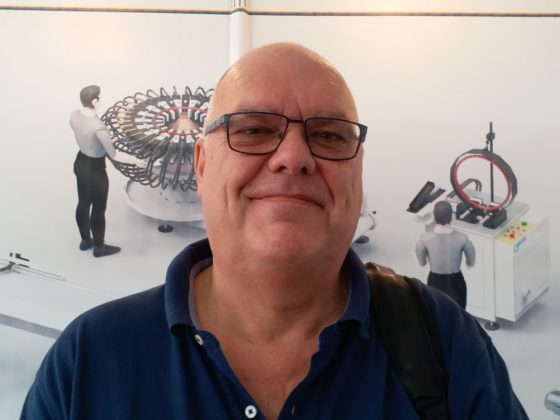 Jon Edwards, CEO A&J ENT. Co. – Photo A&J
