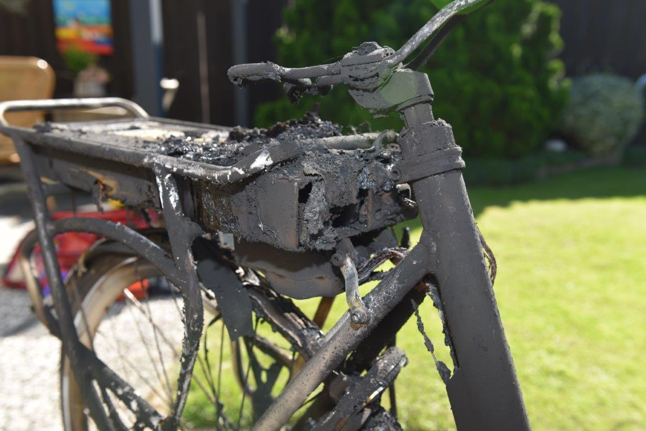 Underrated E-Bike Battery Fire Hazards Call for Attention on