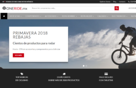 New Platforms: OneRide and eBikeMexico