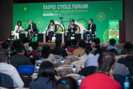 Taipei Cycle Forum Presented Insights and Tools for Transition