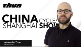 Thun to showcase latest innovations at the China Cycle/Shanghai Show 2018