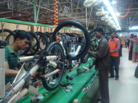 Bangladesh Sees Growing Bike Export to EU But Brexit Looms