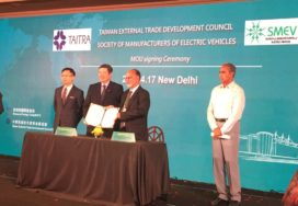 印度與台灣協力合作電動車之發展