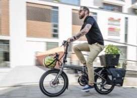 Tern Announced Upgraded Vektron E-Bike Series