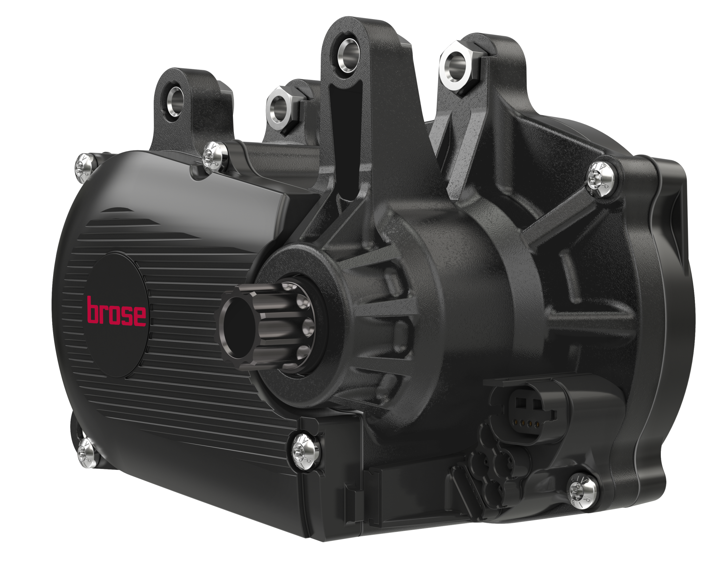 Brose Unveils Light Weight Drive Systems