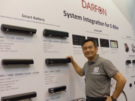 Darfon Switches Strategy to Become E-Bike Parts Supplier