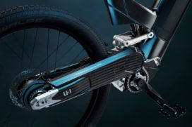 Automotive Supplier Mubea Launches E-Bike Drive Train and Frame