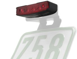 Roxim Develops Compact Speed-Pedelec Rear Light