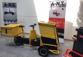 ZEG Founded Cargo Bike Company