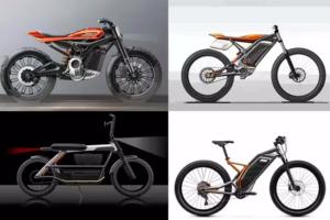 哈雷(Harley Davidson)另尋新市場,電動自行車是目標?