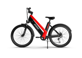 Indian Tech Firm Presents Made in India E-Bike