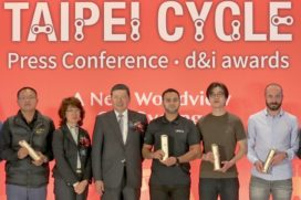 Last Call for Taipei Cycle d&i Awards