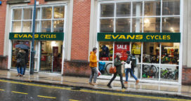 UK High Street Chain Evans Looking for 10 Million Restructuring Funds