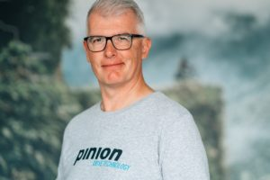 Thomas Raith Joins Transmission Specialist Pinion