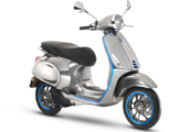 Vespa Goes Electric