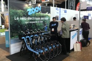 Bicycle Sharing Industry Presents Itself at Autonomy 2018