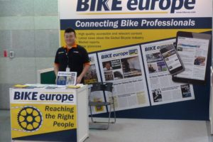 Meet Bike Europe at Taipei Cycle Show