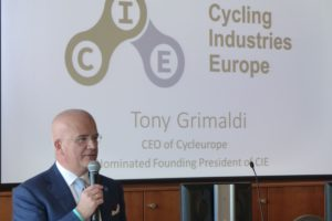 'Cycling Industries Europe' Advocacy Organization Founded